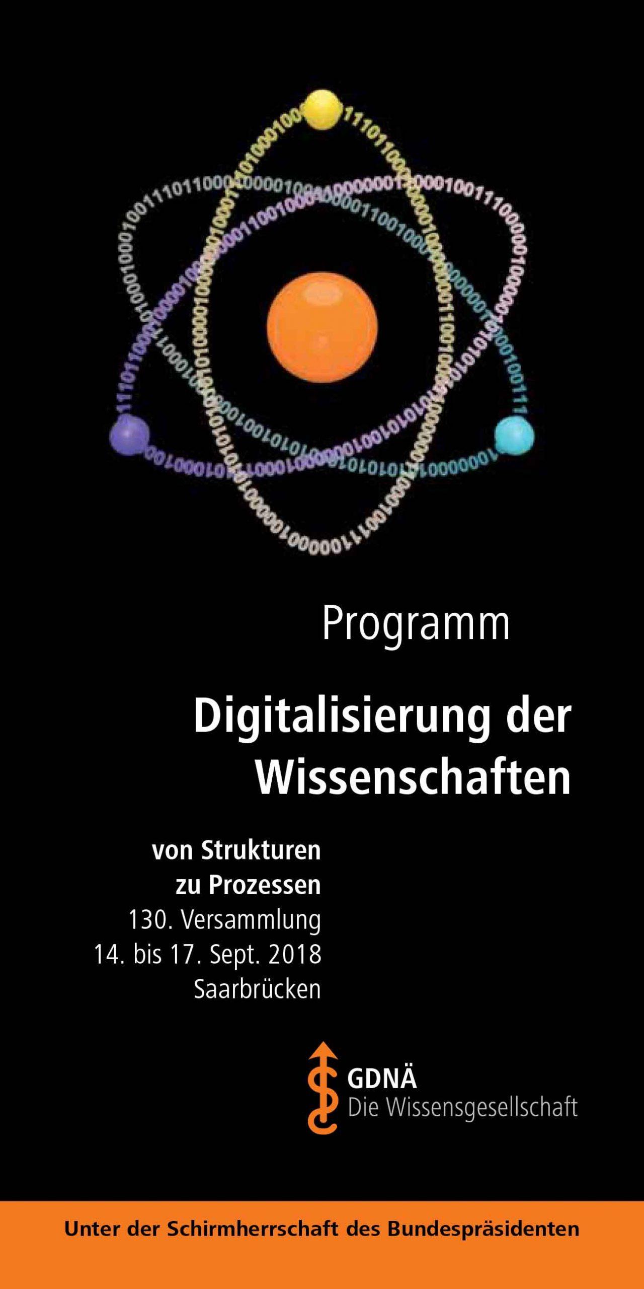 GDNAE Programm 2018 Saarbrücken 1 scaled