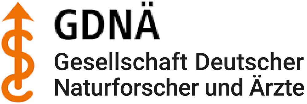 GDNÄ - Gesellschaft deutscher Naturforscher und Ärzte